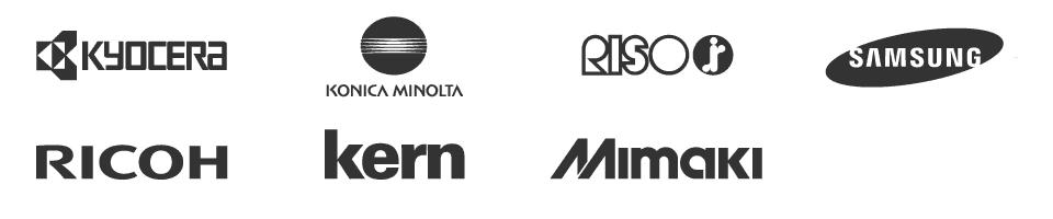 Логотипы вендоров